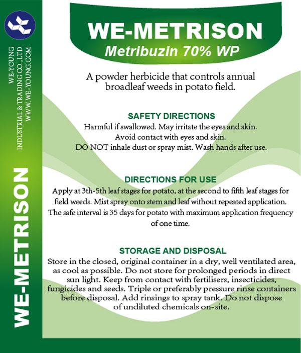 Metribuzin