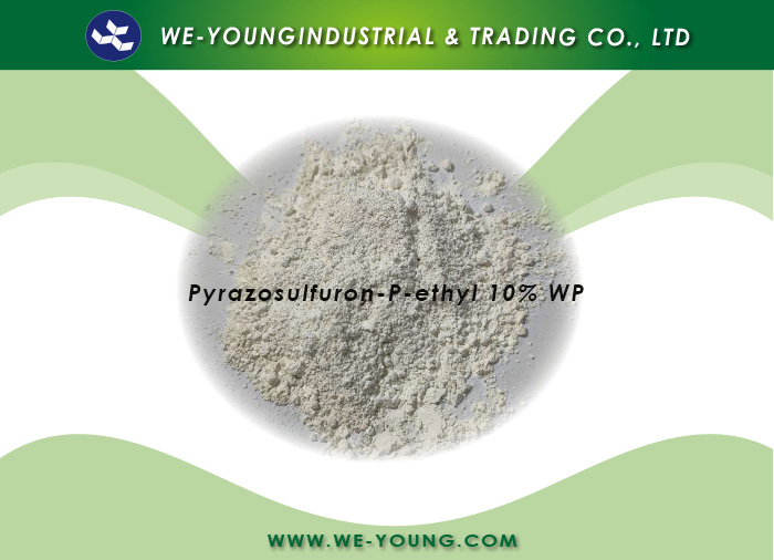 Pyrazosulfuron-P-ethyl
